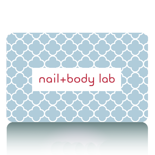 nail and body lab gift voucher
