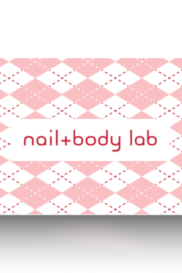 nail + body lab gift voucher