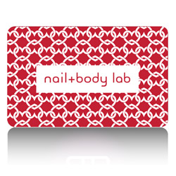 nail + body lab gift vouchers
